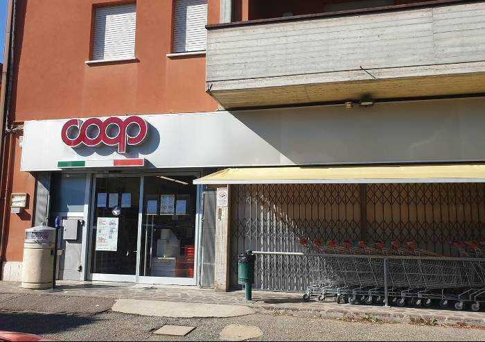 Castelfranco, il sindaco conferma: 'Coop Piumazzo ceduta a Coop Reno'