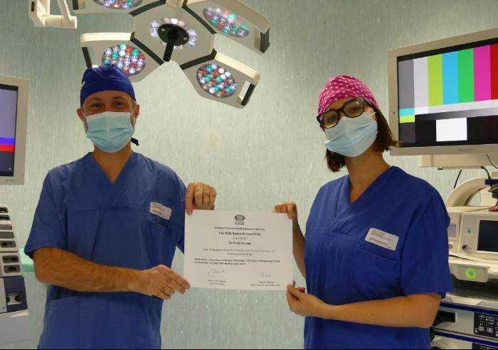 Endoscopia Ramazzini, 10mila euro per ricerca su trattamento ulcere