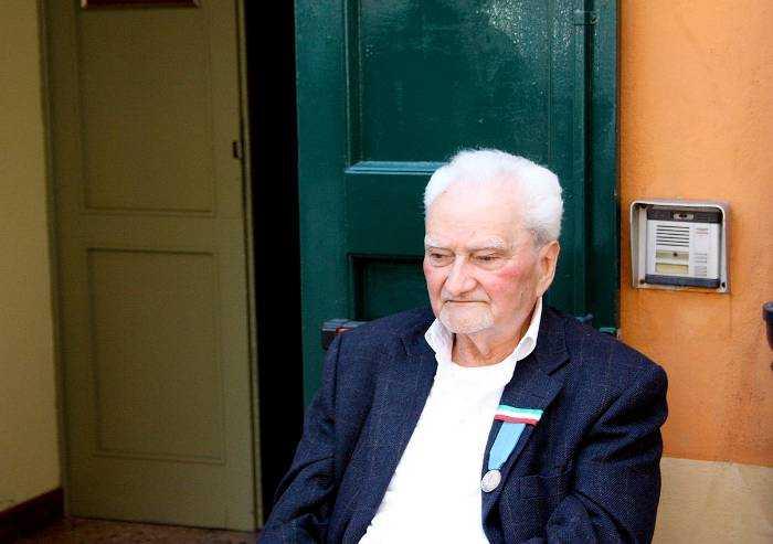 Resistenza, è morto il comandante partigiano Germano Nicolini