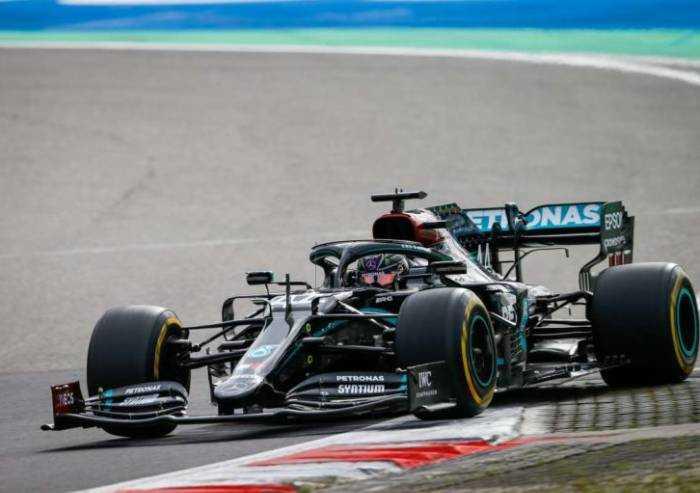 Hamilton a Montecarlo supera il mito di Schumi. Vettel chiude quarto