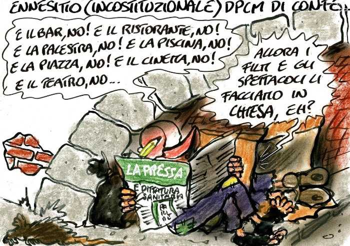 Restano le chiese