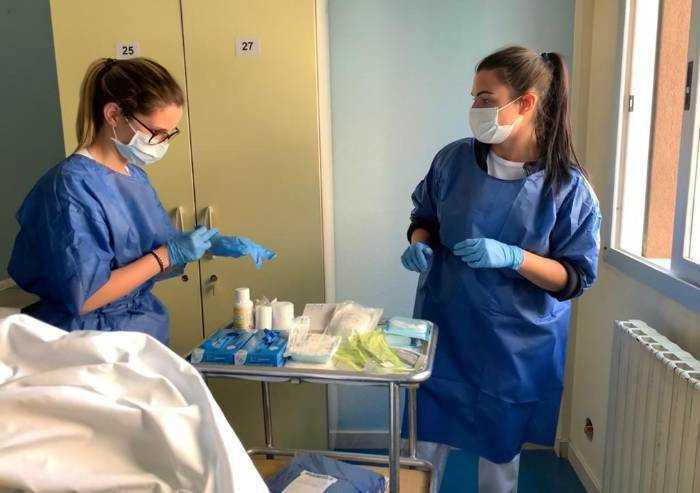 Rinviato il test per ammissione a scienze infermieristiche