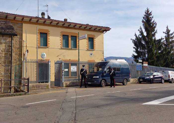 Montefiorino e Montese, carabinieri Stazioni locali in quarantena