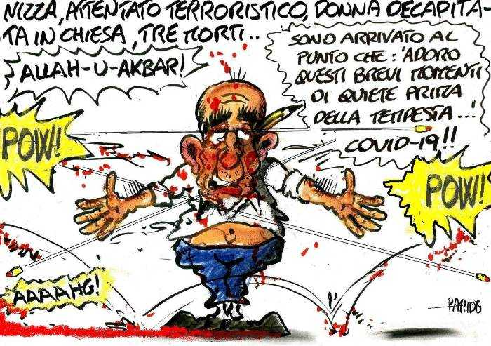 Covid e terrorismo