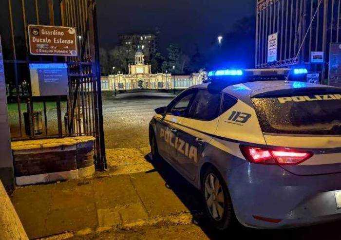 Aggressione parco ducale: i minori stranieri erano stati allontanati dalla comunità