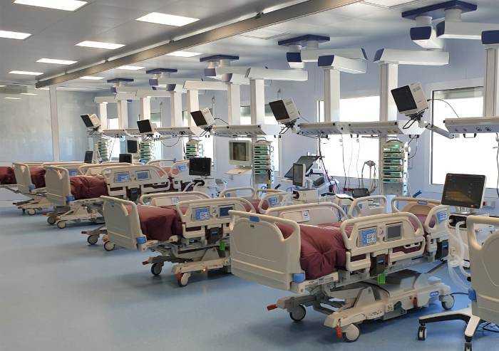 Covid, oggi i pazienti ricoverati a Baggiovara e Policlinico sono 178