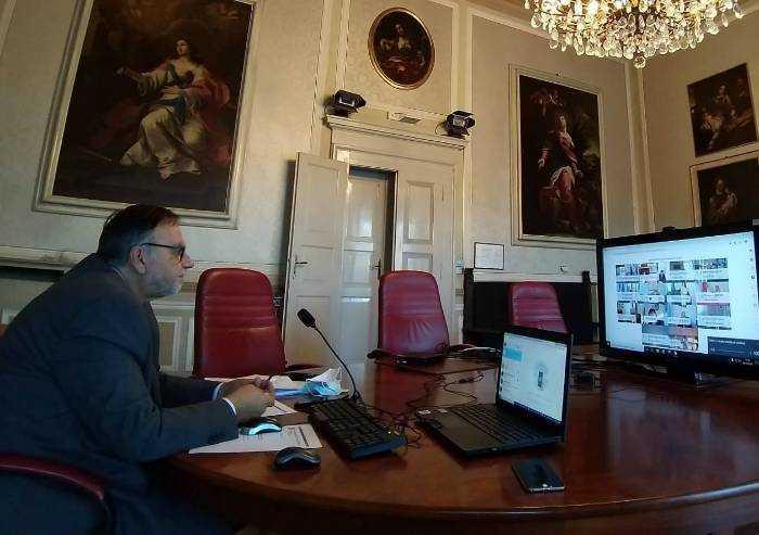 Le certezze del Presidente Tomei: 'Posso garantirlo, nessun pullman della montagna sovraffollato'
