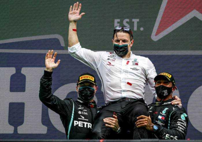 Formula Uno, a Imola vince il solito Hamilton