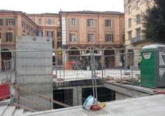 Ex diurno Piazza Mazzini, nuovo rinvio, ferita aperta nel cuore della città