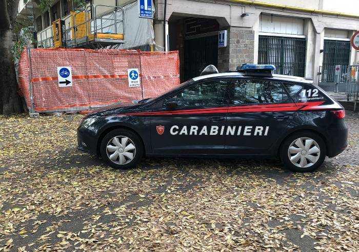 Tenta furto in Piazza Cittadella, bloccato e arrestato dai Carabinieri