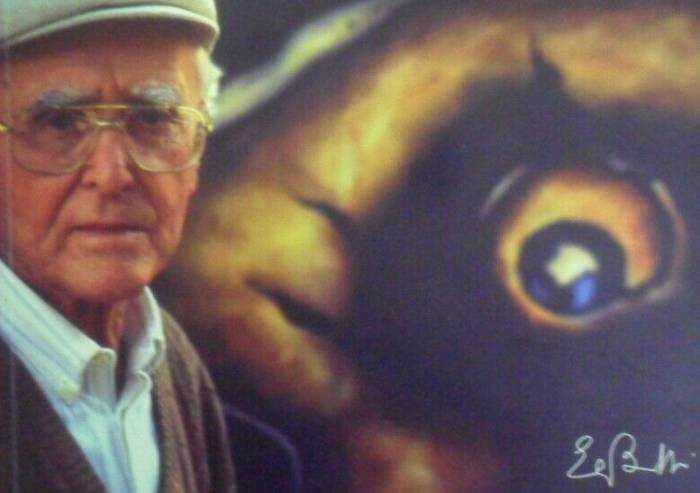 Sassuolo, lutto nel mondo dell'arte: è morto il pittore Ezio Bellei