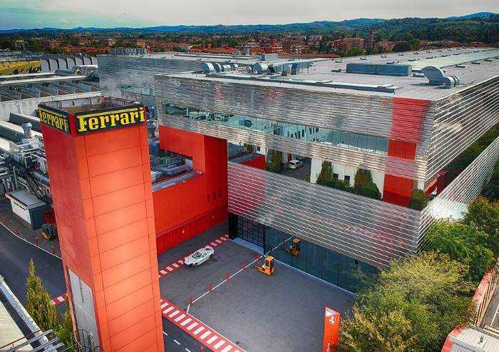 Ferrari, utile in aumento nel terzo trimestre. Consegnate 2313 auto