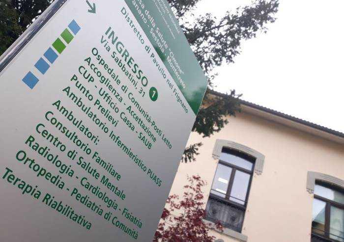 Fanano, ospedale di comunità torna a ospitare pazienti Covid