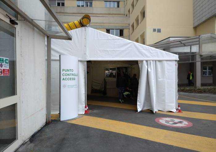 Covid Modena: ospedali, si cambia. Nuove modalità di accesso