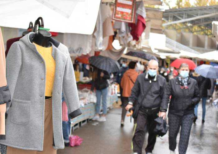 Il mercato ambulante Fatto in Italia si arrende: annullato appuntamento di domani