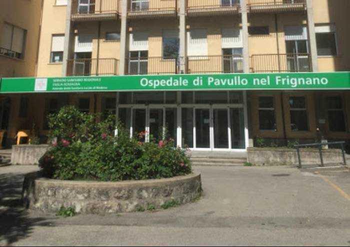 Ospedale di Pavullo, riapre l'area Covid