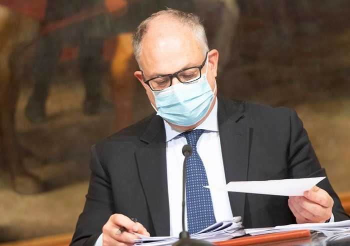 Gualtieri sul decreto Ristori: già partiti 211mila bonifici