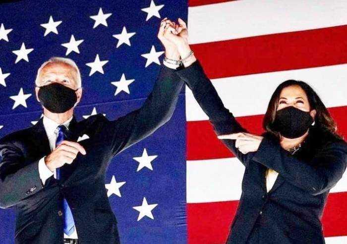Gli amministratori PD plaudono a Biden: 'torneranno unione e speranza'