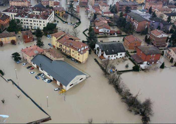 'Nodo idraulico modenese, il rischio resta altissimo'