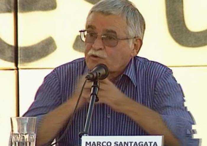 Lutto nel mondo della cultura: è morto Marco Santagata