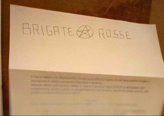 Ferrara, lettera di minacce al sindaco firmata Brigate Rosse