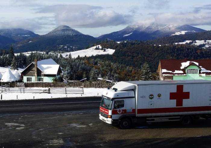 Stoma Care, Croce Rossa Modena per gli stomizzati in Romania