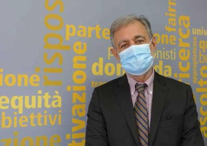 'Con metà delle terapie intensive occupate, situazione sanitaria ancora tranquilla'