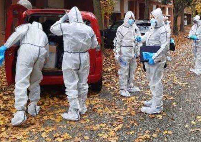 Covid a Modena, 638 contagi (285 sintomatici) in un giorno e 9 morti