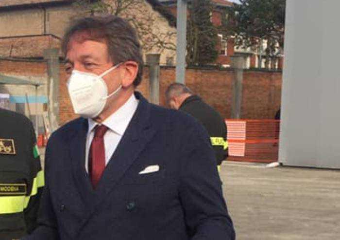 Covid a Modena: positivo un tampone su 3. 6675 le persone malate oggi