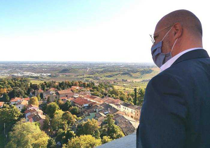 Emilia Romagna zona arancione: Bonaccini frenava ma era indispensabile