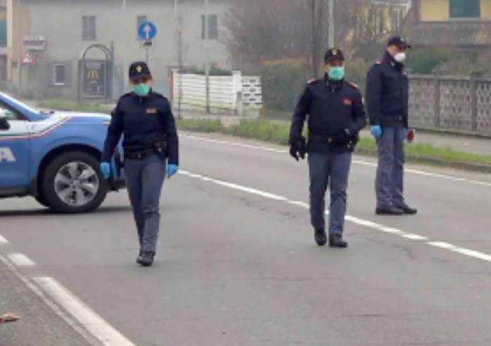 Modena: controlli anti-Covid, chiuso per 5 giorni negozio via Gramsci