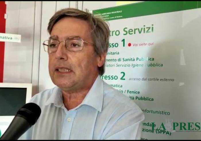 Modena, l'allarme Ausl: 'Circolazione virale alta: proteggetevi'