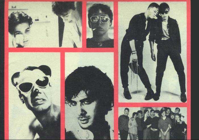 Rap & Show, 1983, 'puntata pilota' in una Modena geniale e ironica