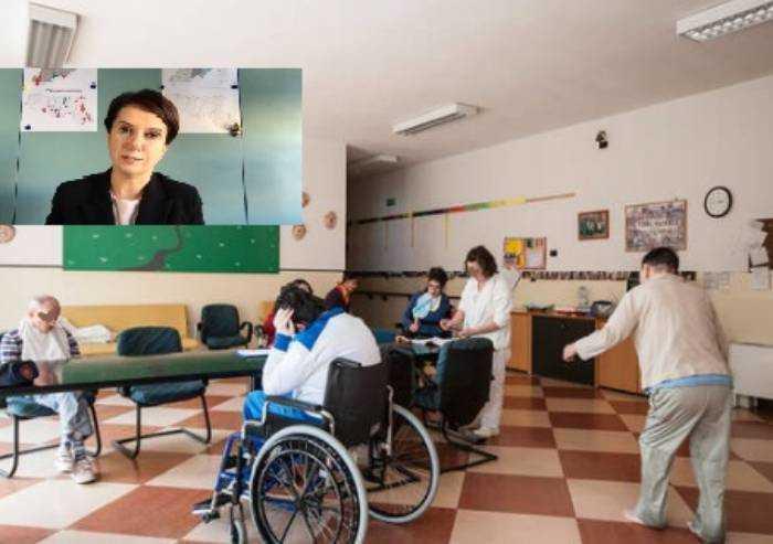 'Rette assistenza disabili, a Modena regolamento oltre la legge, ora basta'