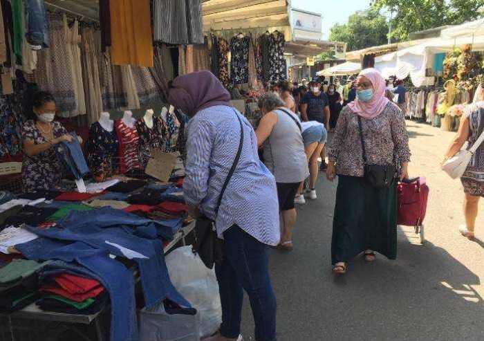 Gli ambulanti modenesi: 'Fateci riprendere il mercato settimanale'