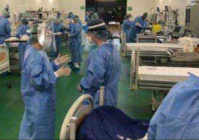 Covid a Modena, 24 ricoverati e 5 in terapia intensiva. Dieci morti