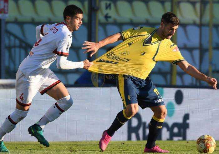Modena beffato dal Sudtirol: sconfitta 2-1 al Braglia