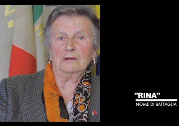 Modena, addio alla partigiana Rina: il cordoglio del Pd. Aveva contratto il Covid