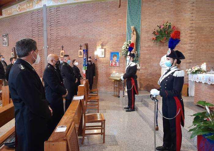 Modena, i carabinieri hanno celebrato la Virgo Fidelis