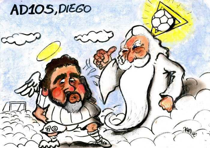 Diego e Dio