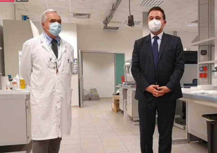 Covid: 2165 casi in Emilia Romagna, 66 morti. Modena resta la peggiore