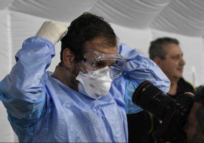 Covid in Emilia Romagna: 2172 contagi e 71 morti in un giorno