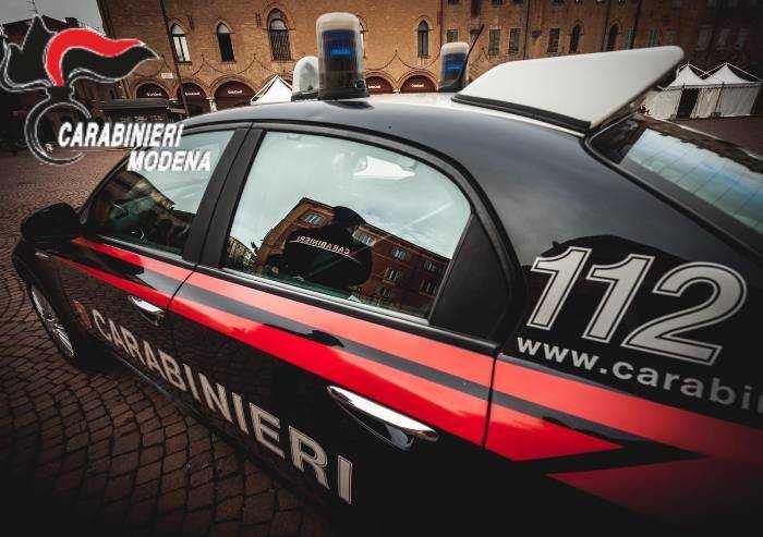 Castelfranco, albanese picchia compagna incinta: arrestato