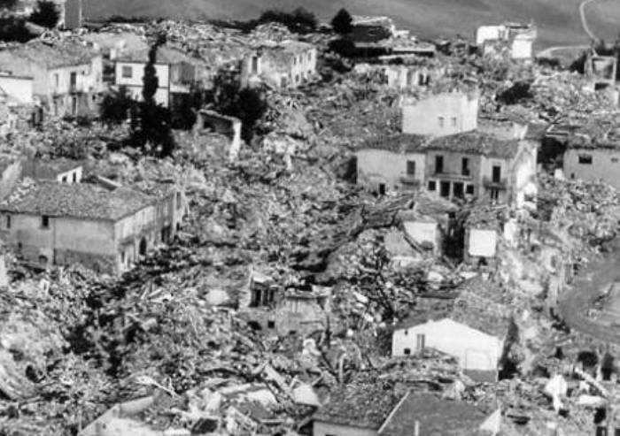 Terremoto Irpinia, da Vignola partirono 3 giovani per aiutare la gente