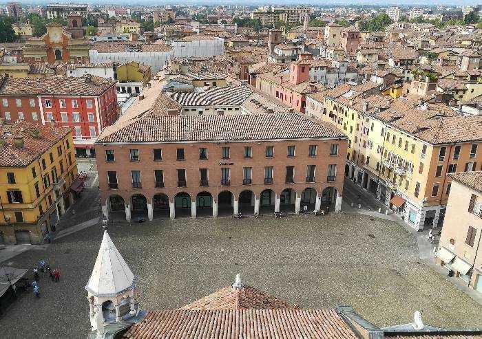 Italia oggi: Modena giù di 19 posti, tra le ricche e le meno sicure