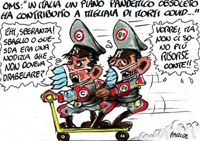 I piani dell'Italia