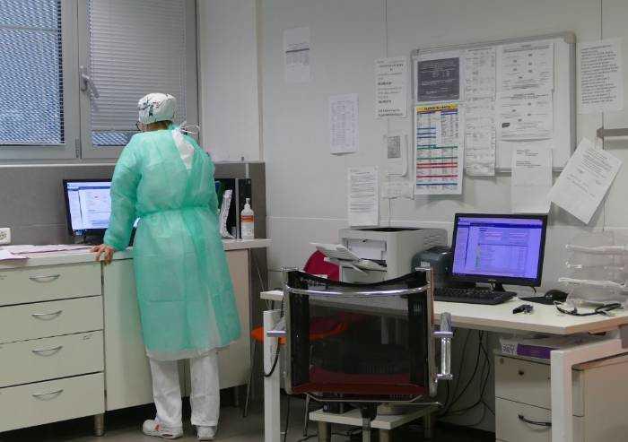 Ospedale Carpi, Pronto Soccorso: percorsi ad hoc per pazienti Covid
