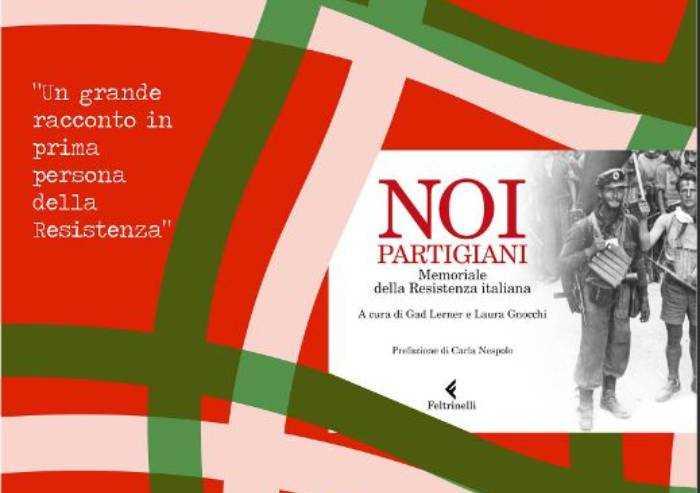 Noi partigiani: l'Anpi di Modena presenta il libro di Gad Lerner