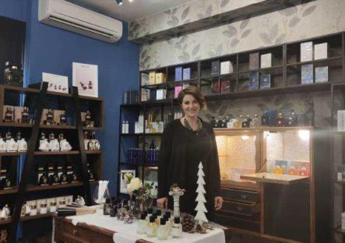 Apre a Modena Brame, salotto artistico di fragranze, cosmesi ed eventi