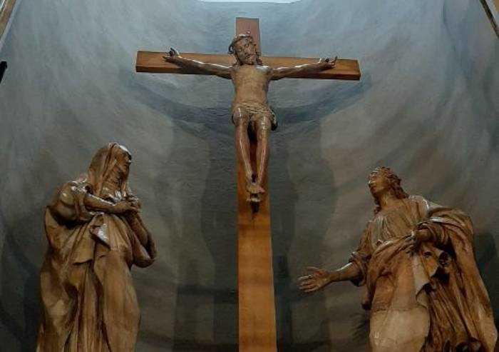 Bomporto, le statue del Begarelli tornano a casa